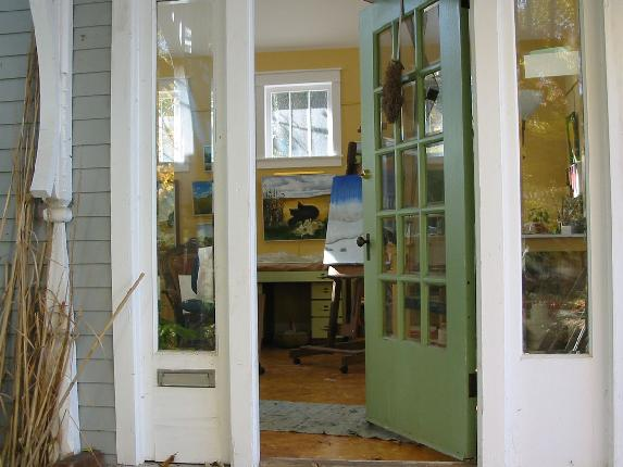 Stanfield Studio - Door